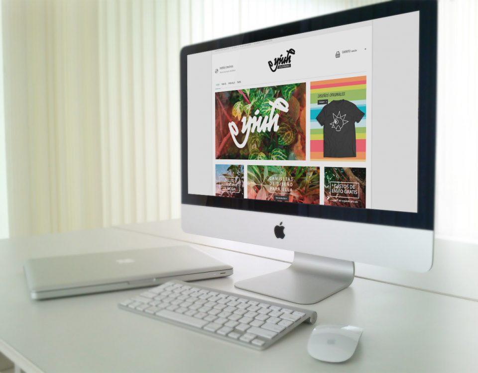 tienda online de ropa creativa