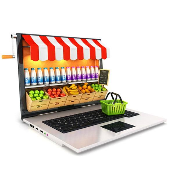 diseño tienda online avanzada
