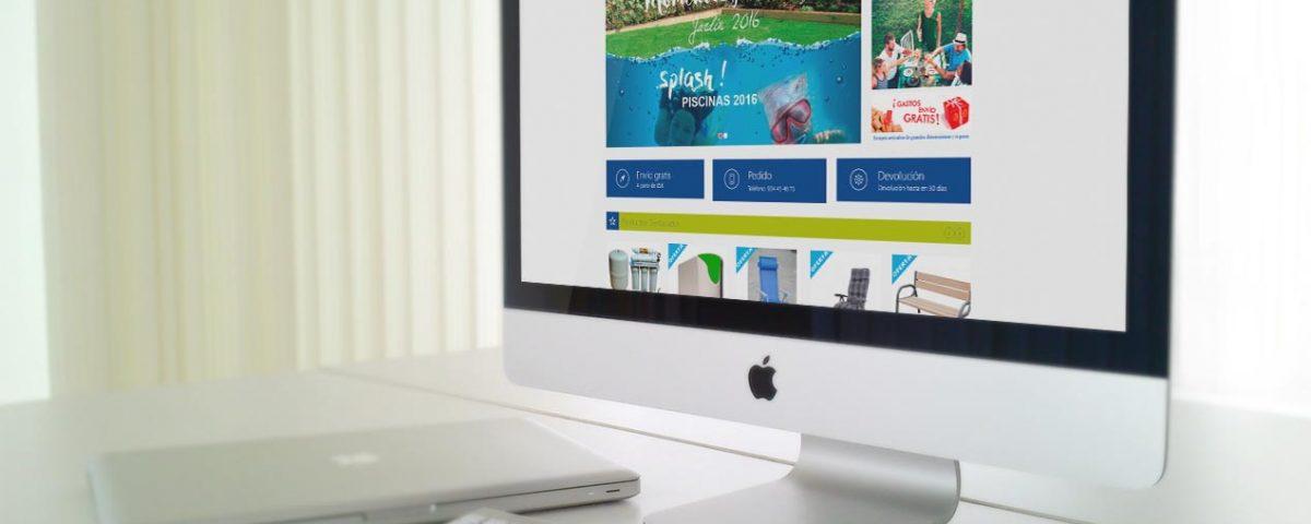 diseño tienda online de ferreteria