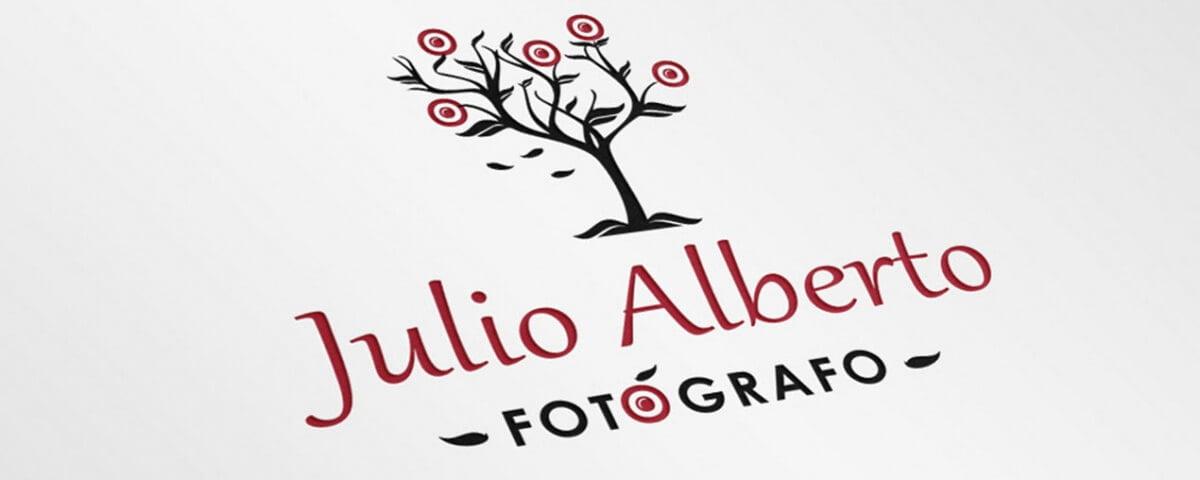 diseño logotipo para fotografo